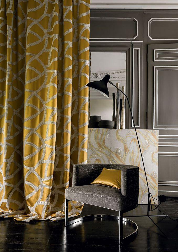 #Carrare #Fabric #Tissu #Casamance #2014