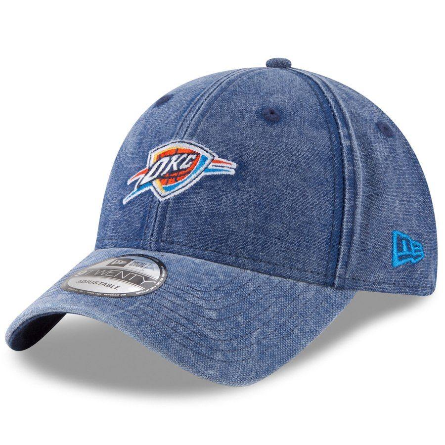 the latest 1f5e9 13659 Women s Oklahoma City Thunder New Era Blue Always Team Fan 9TWENTY  Adjustable Hat, Your Price   25.99