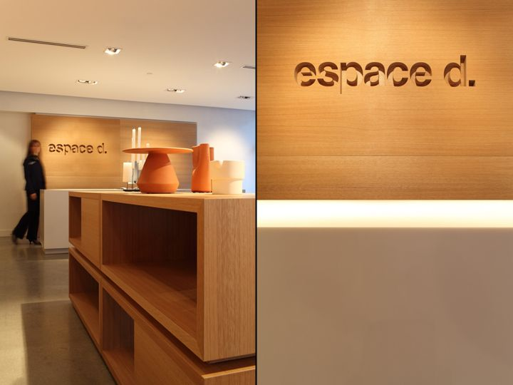 Espace D Retail Boutique By OMB, Vancouver U2013 Canada