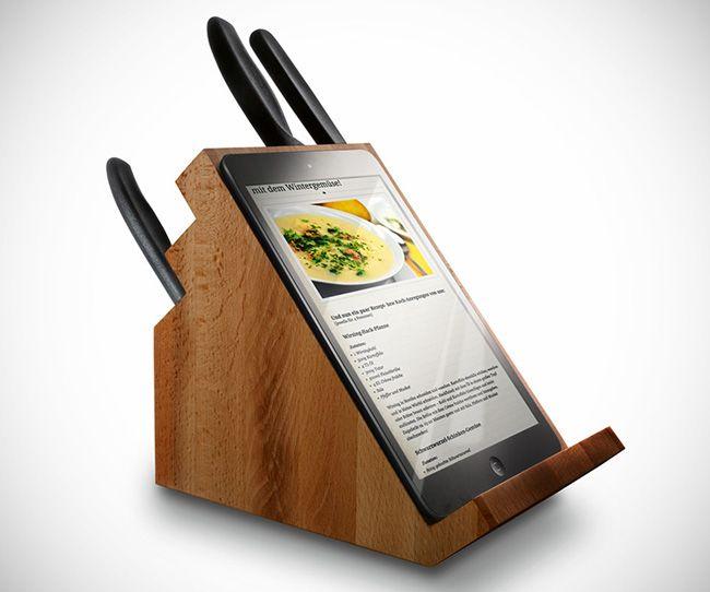 ¿Cuántos de vosotros cocináis con el iPad cerca? #Gadgets #Cocina
