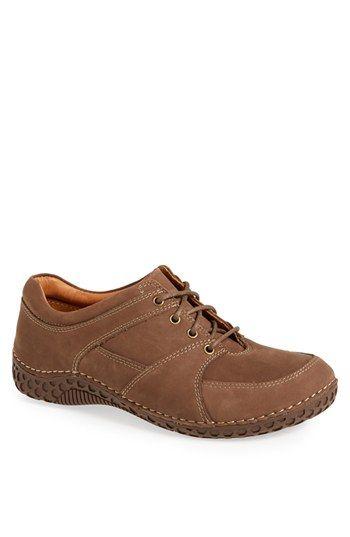 Alegria Bartlett Moc Toe Leather Oxford Men Nordstrom Leather Oxfords Mens Oxfords Nordstrom Shoes