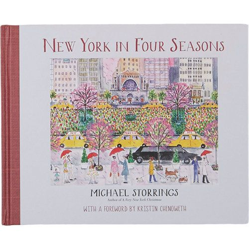 Macmillian New York in Four Seasons