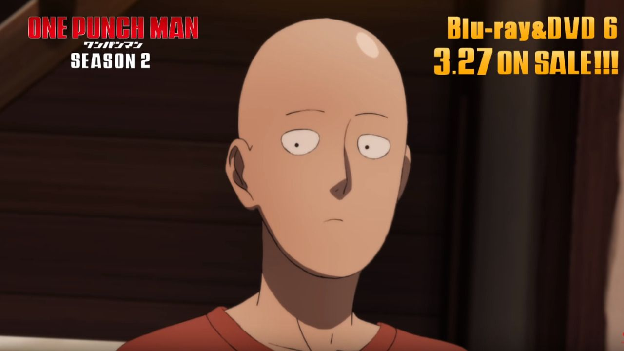 Pin On One Punch Man