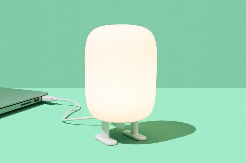 The Pal Desk Lamp Miniso Hong Kong Limited Mom Lamp Design Milk Desk Lamp