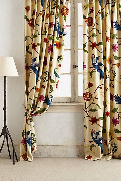 Mantadia Curtain | Lost, Anthropologie and Love