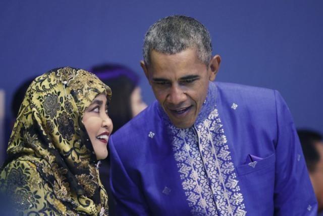 Obama's four-summit trip did not always go according to script