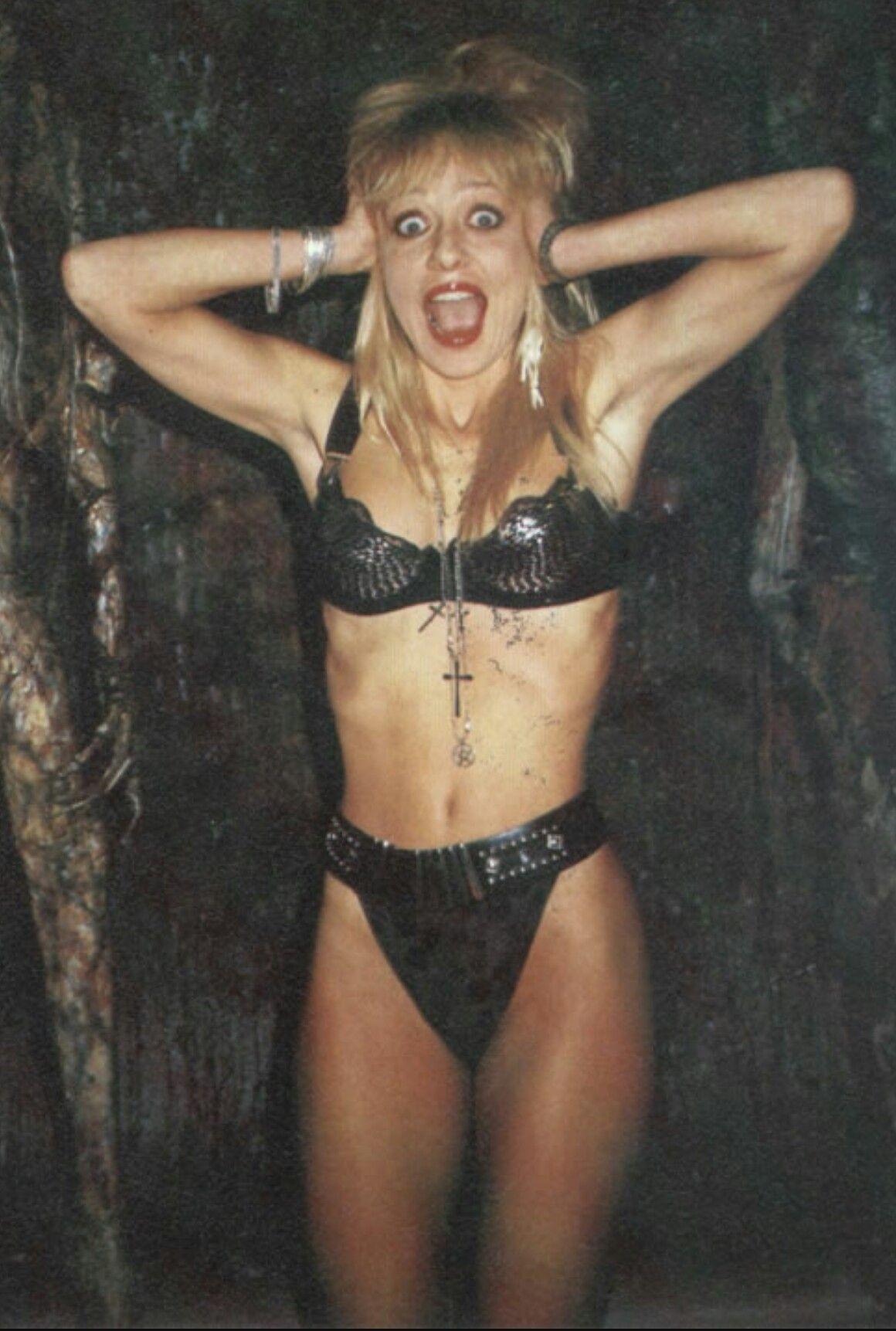 Linnea Quigley nude (34 photo) Feet, Instagram, lingerie