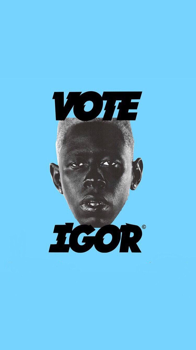 VOTE IGOR WALLPAPER FOR TYLER THE CREATOR FANS (made by me