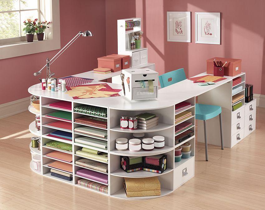 Jetmax Craft Cube Storage Solution Dream Craft Room Craft Room Scrapbook Room