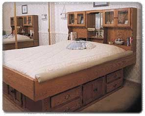 Waterbed Frame Plans Water Bed Waterbed Headboard Waterbed Frame