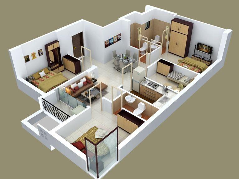 create-3d-home-design-online.jpg (768×576) | Floorplans ...