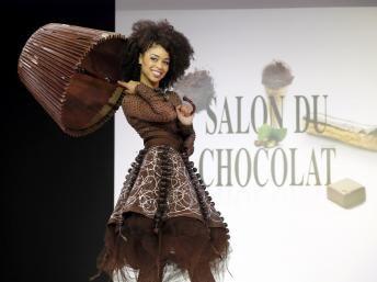 CACAU DO BRASIL: Brasil traz cacau sustentável ao Salão do Chocolat...
