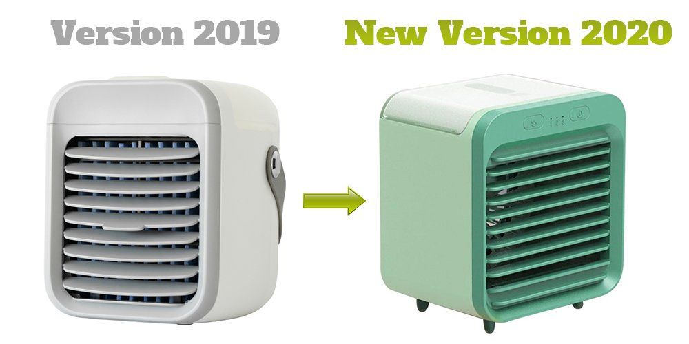 2020 Rechargeable Water Cooled Air Conditioner 50 Off Ottuz In 2020 Water Cooling Portable Air Conditioner Cool Stuff
