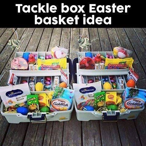Another cute easter basket idea for older boys lifewithboys another cute easter basket idea for older boys lifewithboys boymom negle Choice Image