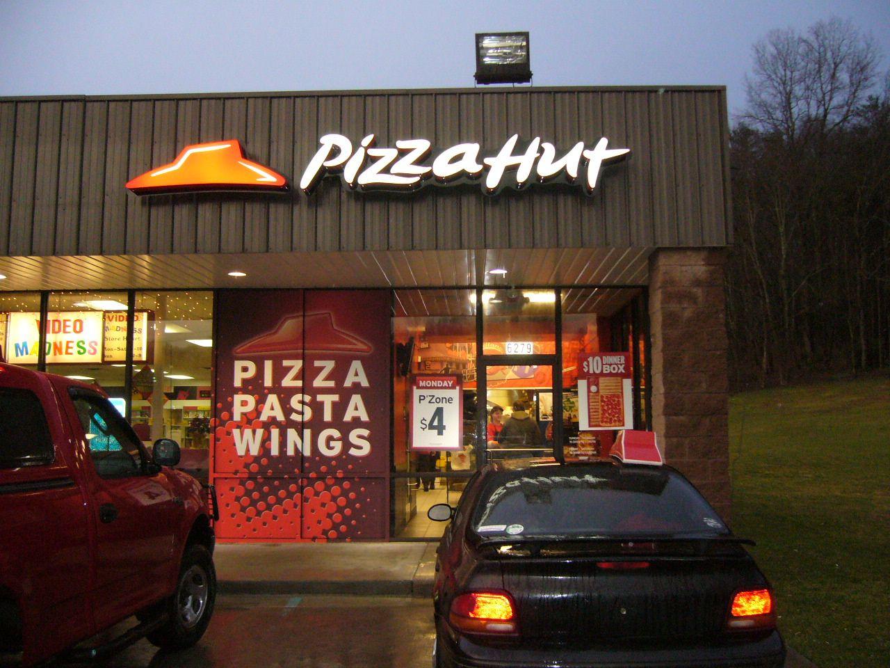 Charleston wv pizza hut stores pizza hut restaurant