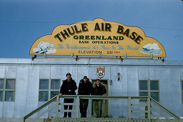 Thule Air Base Greenland Thule Greenland Arctic Circle