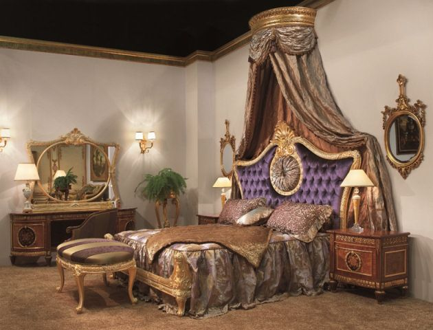Victorian Bedroom Furniture. Antique Bed Furniture | French Style Bedroom  Marie Antoinette Period . Victorian