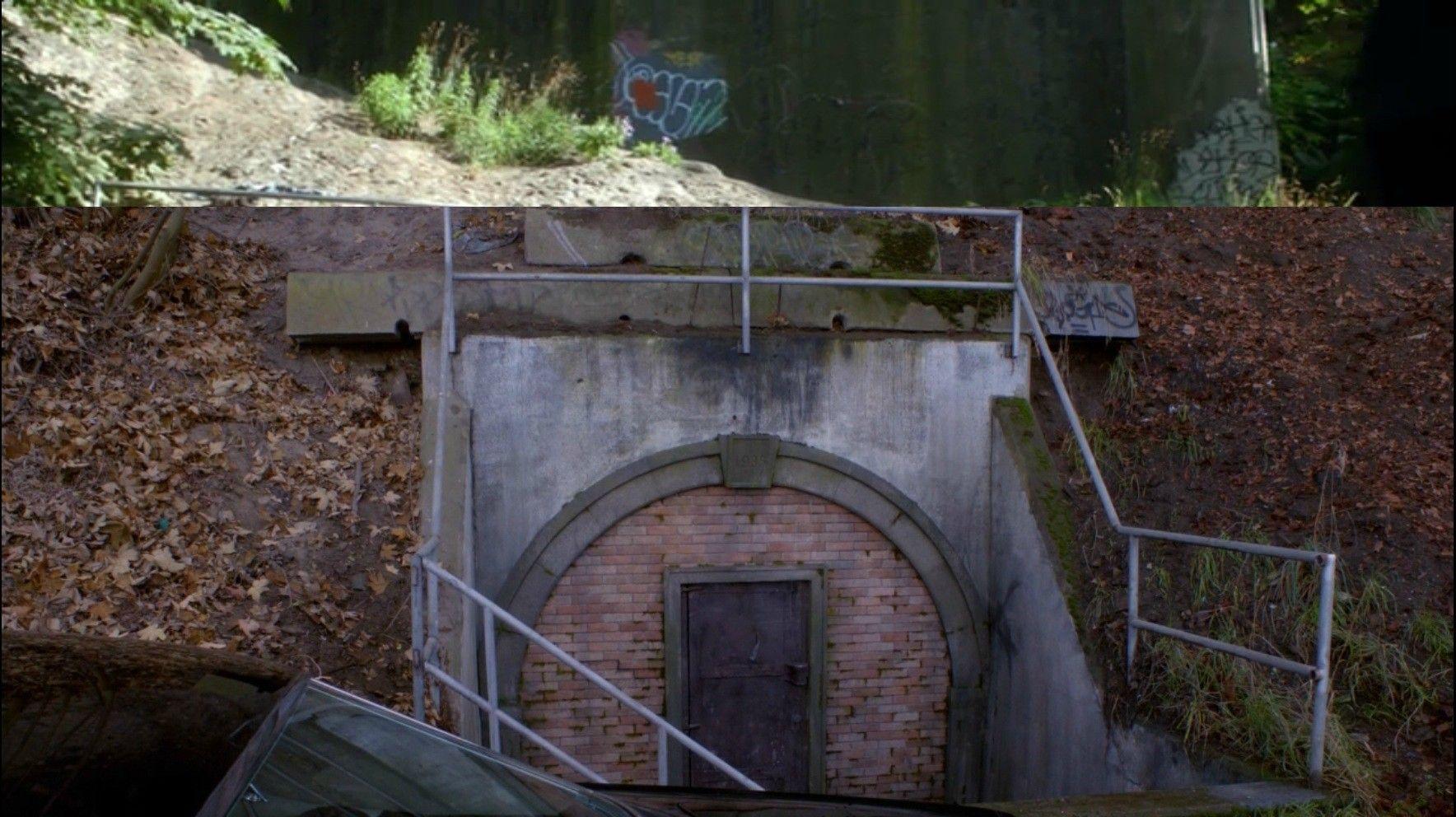Supernatural (With images) Supernatural bunker, Tv