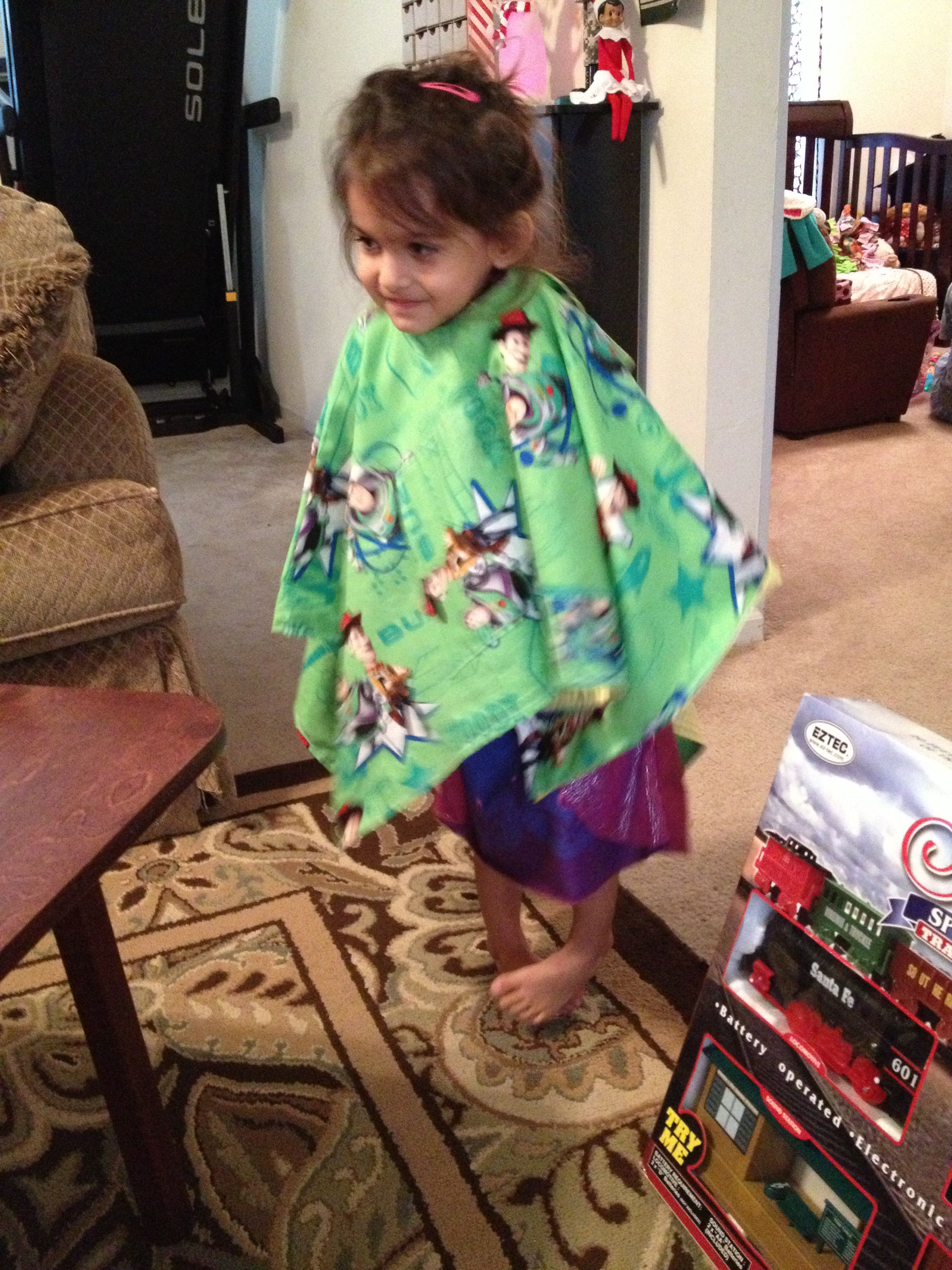 Toy story pancho made by grandma