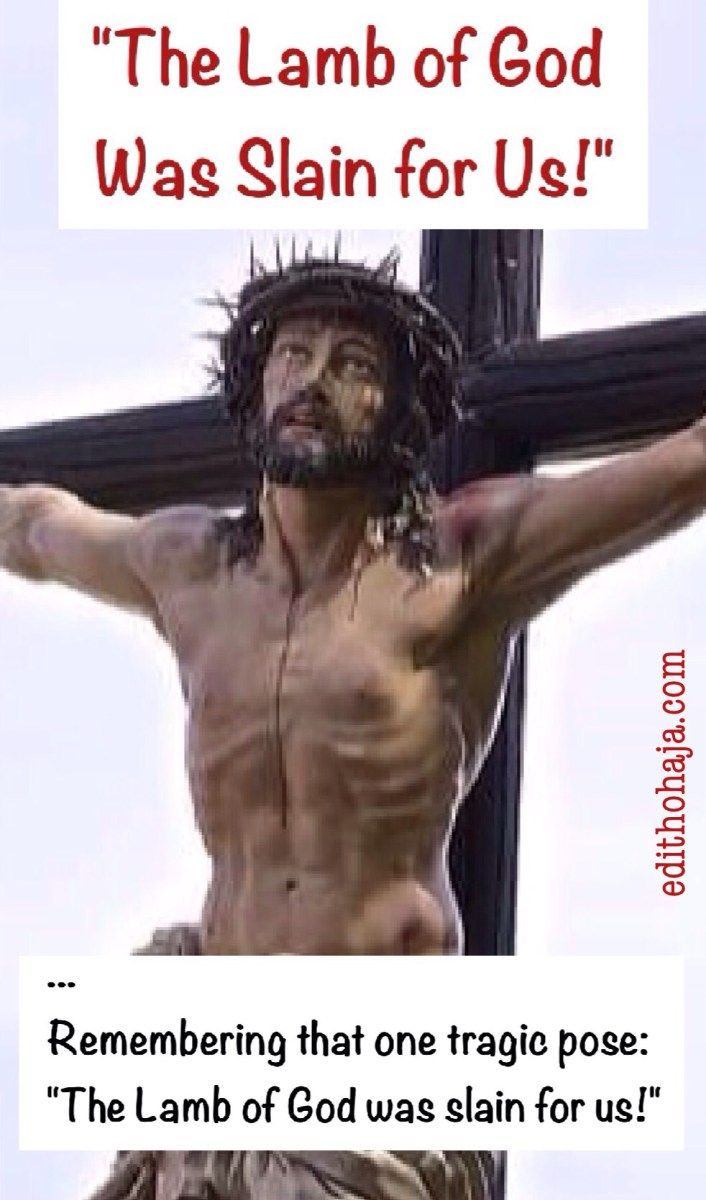 Poem and bible verses as we prepare for the easter season i hereby share a short poem along with good friday pinte