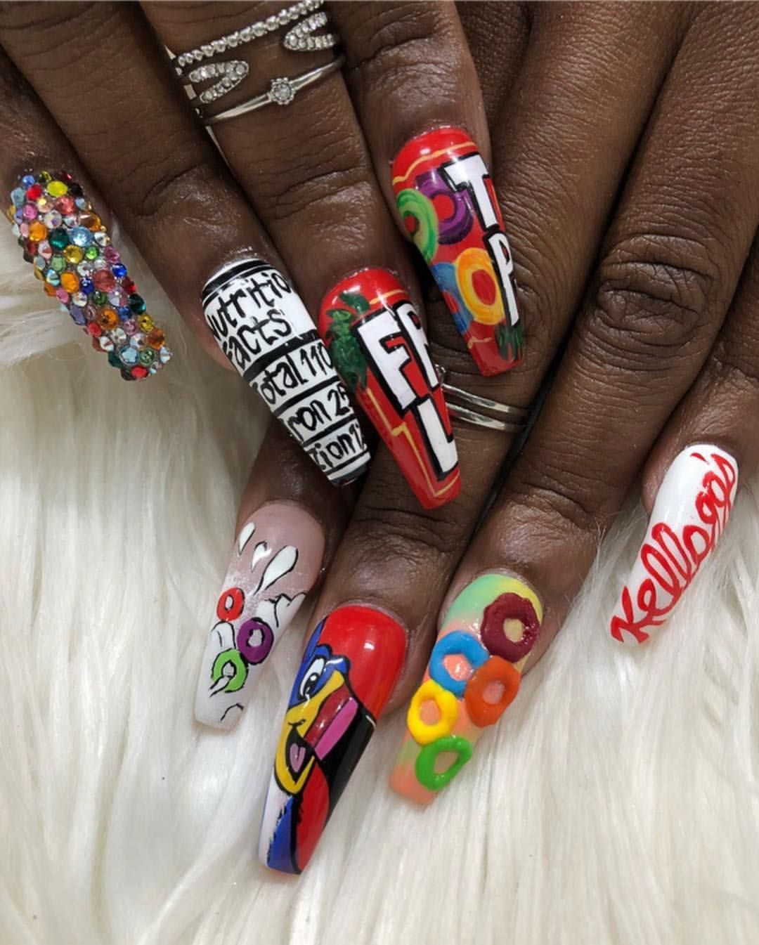 Pin On Nails