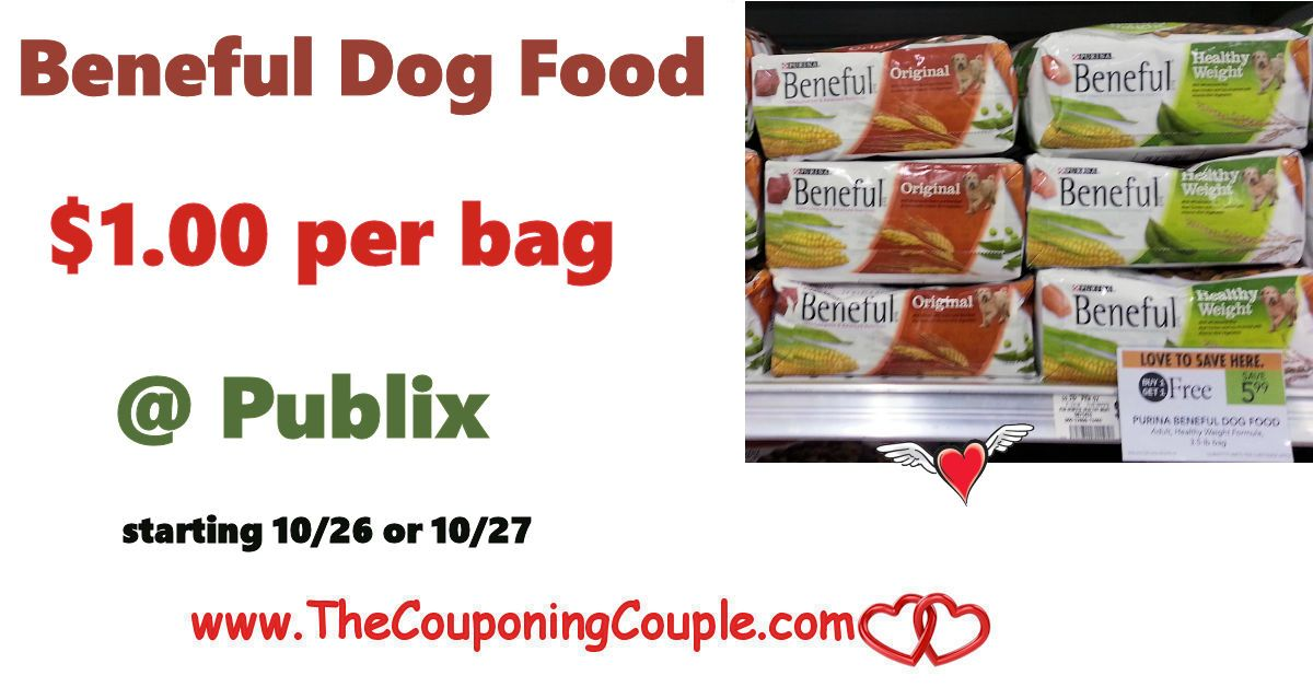 Update New Printable Purina Beneful Dry Dog Food 1 00 Publix