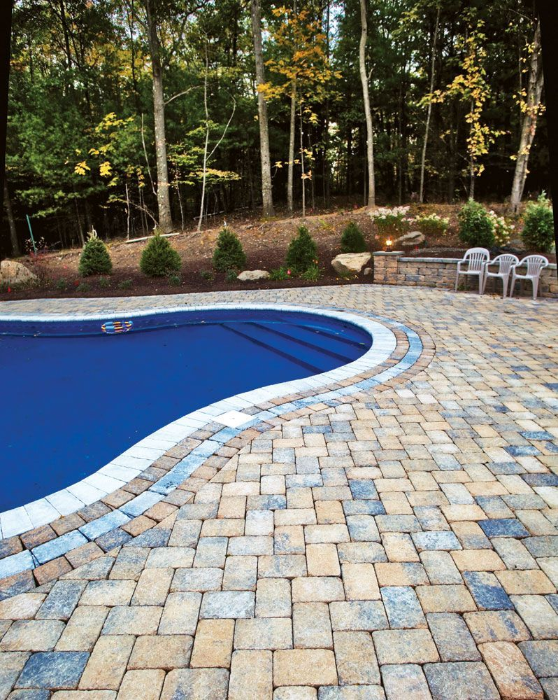 Swimming Pools Design Ideas Cornerstone Wall Solutions Stairs Amp