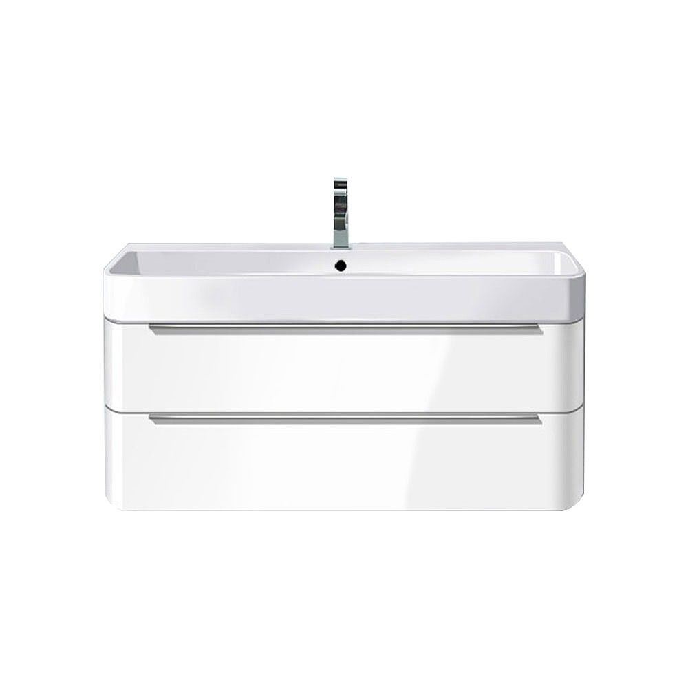 Duravit Bathroom Sink Duravit Happy D2 2 Drawer Vanity Unit 775mm D Bathroom