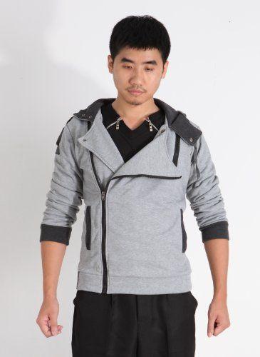 Assassin's Creed 3 Desmond Miles Cosplay Kostüm New Men's Hoodie Coat Jacket Coslive in Size L Grey Coslive http://www.amazon.de/dp/B00CMNVRI2/ref=cm_sw_r_pi_dp_.g31tb1K3QHMFXH4