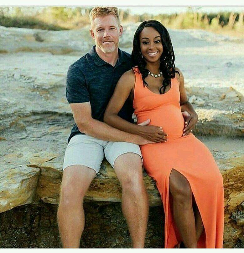 Pregnancy interracial asian white