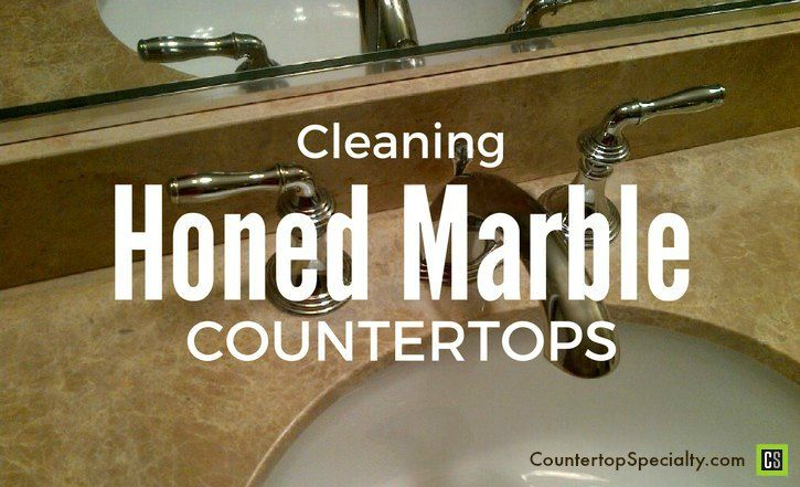Merveilleux How To Clean Honed Marble Countertops And Tile. Tips And Tricks For  Sealing, Marble Stains, Spots And Etching.