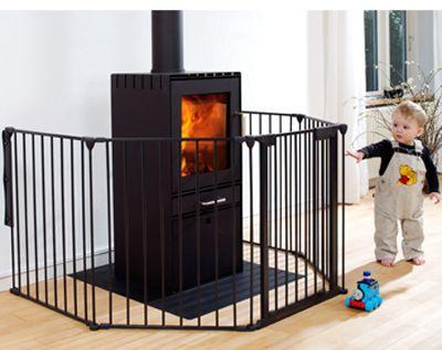 wood burner guard - Google Search | Living room | Pinterest | Wood burner, Industrial furniture ...