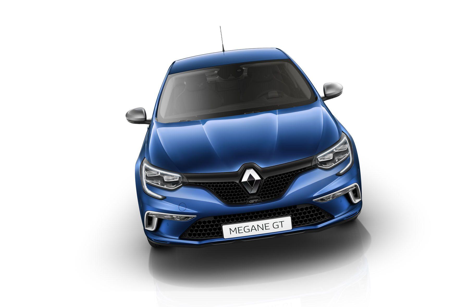 New Renault Mégane GT (c) Renault Marketing 3D Commerce