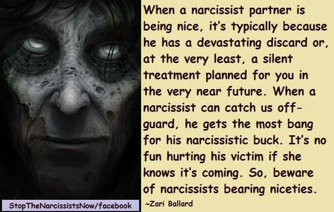 Typically Narcissistic Behaviour They Love To Make Others Suffer