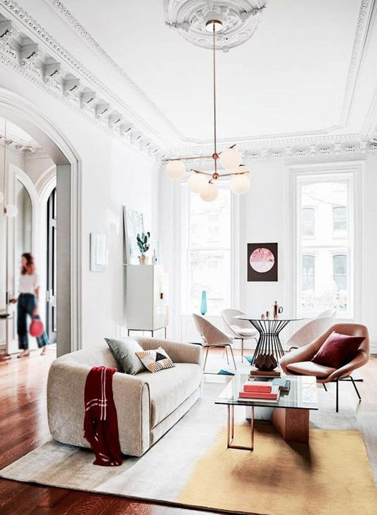 Pin by AnneC on Deco salon in 2018 Pinterest Living rooms - hm wohnung in wien design destilat