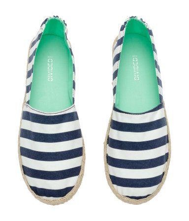 Zapatos deportivos : H & M Esparteñas hm Tendencia La moda