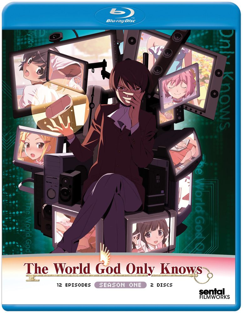 World God Only Knows, The Bluray Complete Collection (Hyb