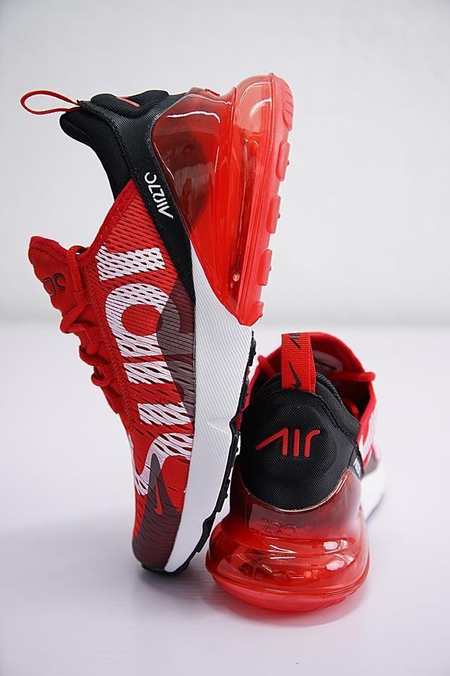 Supreme x Nike Air Max 270 – Estelle Dgs | Sneakers men
