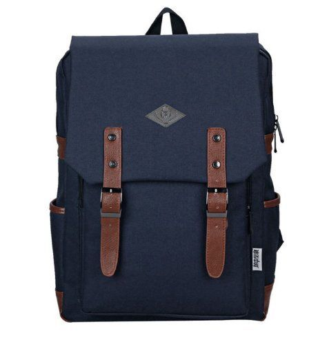 9cac951ff40 British style leisure travel backpack is so popular in fashion field. It is  not only backpack, also an entitle fashion item, it will make you  outstanding in ...