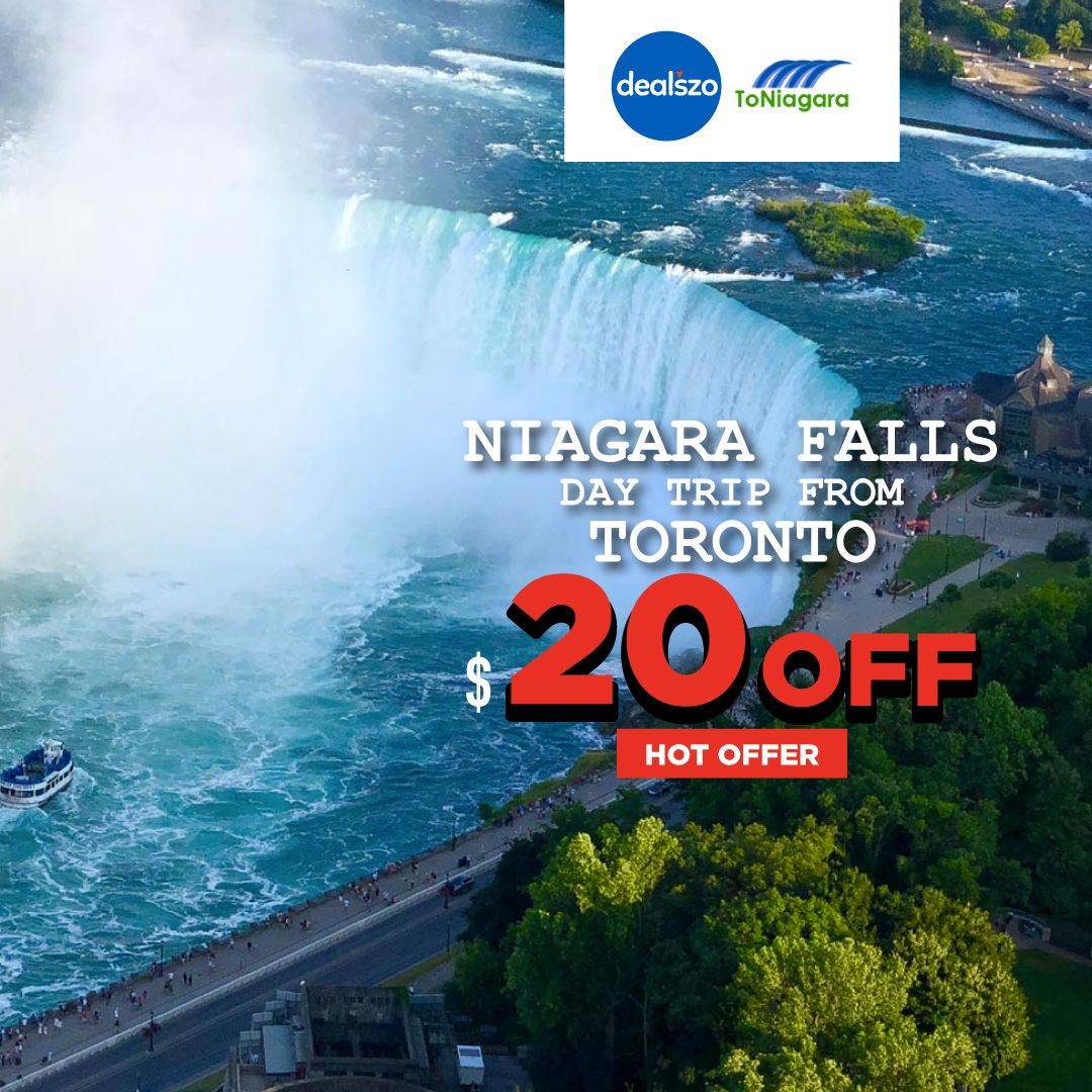 Book The Best Day Trips From Toronto To Niagara Falls
