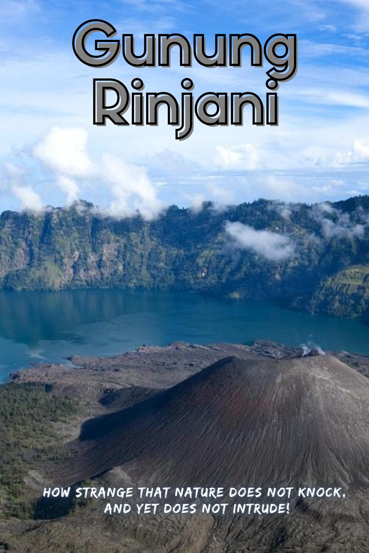 Gunung Rinjani In 2020 Travel Around The World Travel Images Paradise Travel