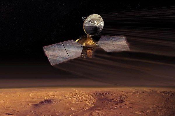 11 anos de trabalho: sonda da NASA completa 50 mil voltas ao redor de Marte