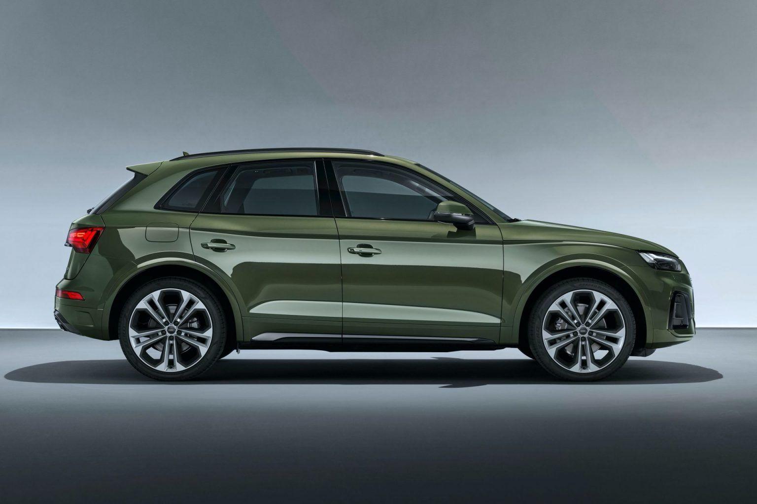 2021 Audi Q5 Facelift Audi Q5 Audi Automobile