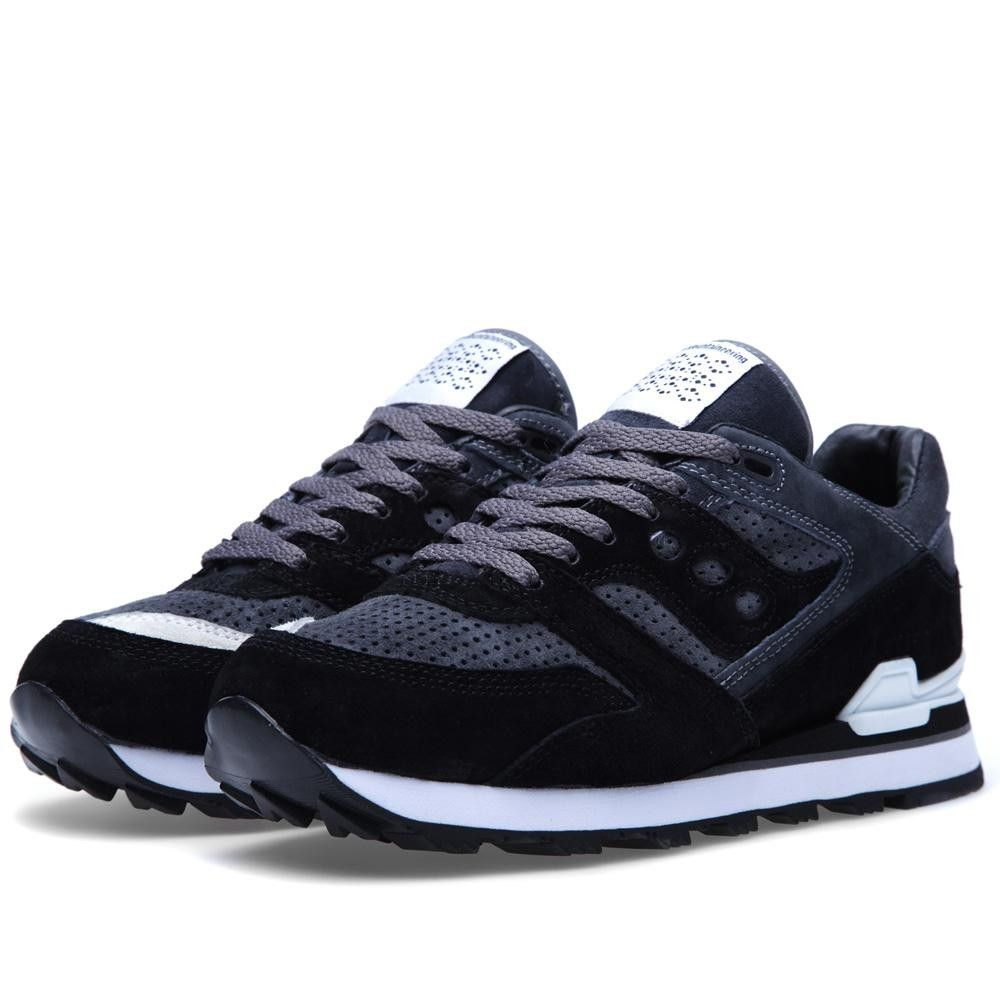 newest collection c82aa 0c226 saucony black sneakers