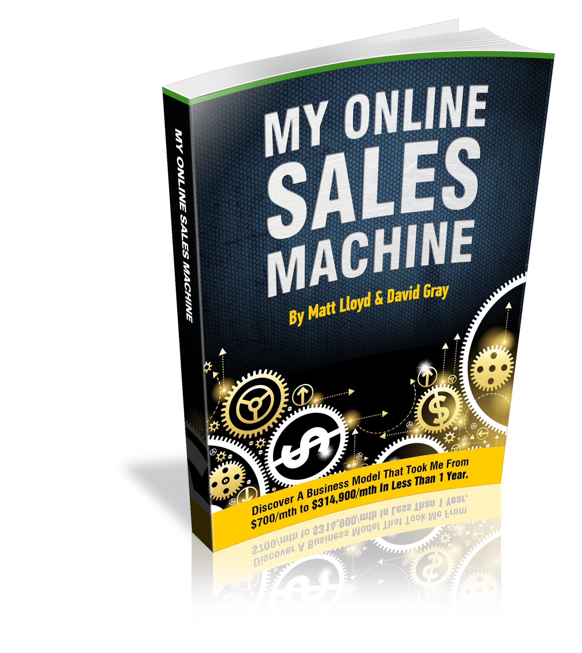 Order Online Sales Machine – David Grady | cowboys and guns