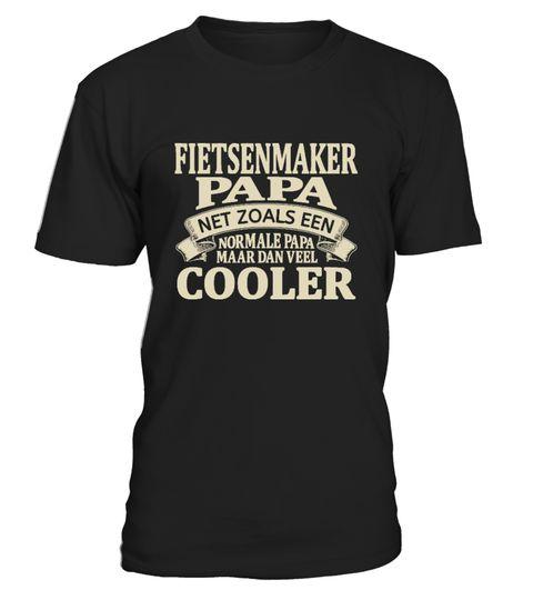 Fietsenmaker papa