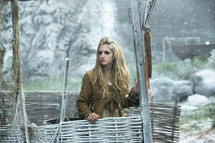 #helga #maudehirst #vikings #historyvikings #historychannel #vikings4 by floki_vikingwarrior