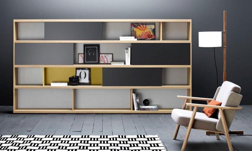 Shelving U0026 Media Furniture KAI   Treku Kai Collection Living U0026 Dining Room  Work Spaces Jean Louis Iratzoki | Bookcase | Pinterest | Media Furniture,  ...