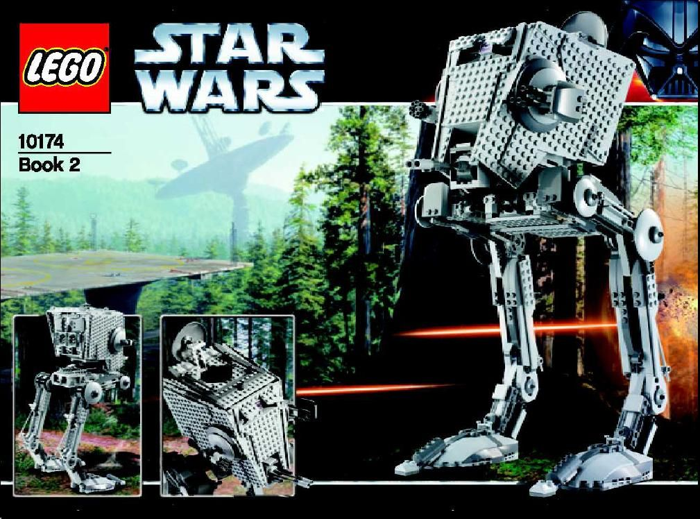 Star Wars Ultimate Imperial At St Lego 10174 Lego Sets Of