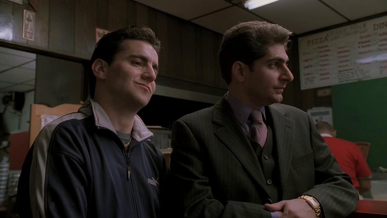 The Sopranos Season 3 Episode 3 Fortunate Son 11 Mar 2001 Max